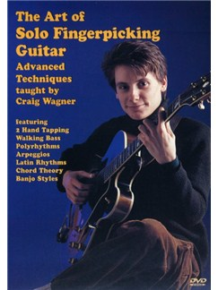 Craig Wagner: The Art of Solo Fingerpicking Guitar DVDs / Videos | Guitar