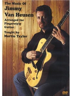 The Music Of Jimmy Van Heusen DVDs / Videos | Guitar