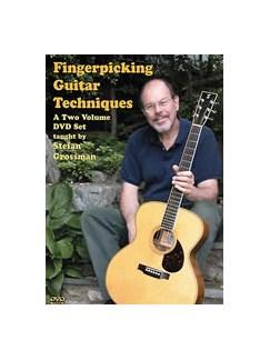 Fingerpicking Guitar Techniques (2 Volume DVD Set) DVDs / Videos   Guitar