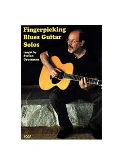 Fingerpicking Blues Guitar Solos DVDs / Videos | Guitar