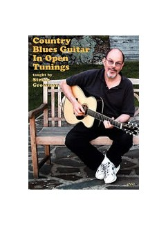 Country Blues Guitar In Open Tunings DVDs / Videos | Guitar