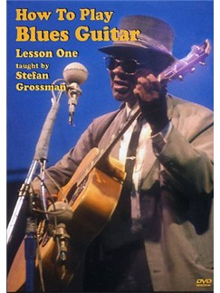 How To Play Blues Guitar - Lesson 1 DVDs / Videos | Guitar