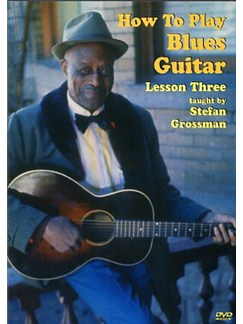 How To Play Blues Guitar - Lesson 3 DVDs / Videos | Guitar
