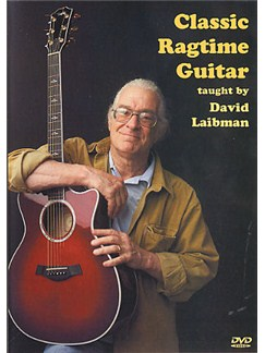 David Laibman: Classic Ragtime Guitar DVDs / Videos | Guitar