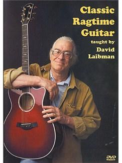 David Laibman: Classic Ragtime Guitar DVDs / Videos | Guitar