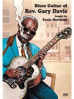 Blues Guitar of Rev. Gary Davis: Double DVD DVDs / Videos   Guitar