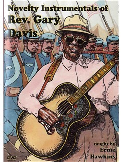 Novelty Instrumentals Of Rev. Gary Davis DVDs / Videos | Guitar