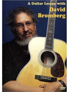 A Guitar Lesson With David Bromberg DVDs / Videos | Guitar