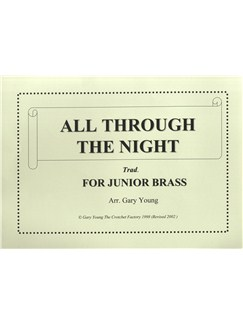 All Throught The Night - Junior Brass Band Score/Parts Books | Junior Brass Band