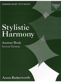 Stylistic Harmony - Answer Book (Second Edition) Books | All Instruments