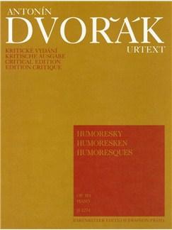 Antonin Dvorak: Humoresques (Barenreiter Urtext Edition) Books   Piano