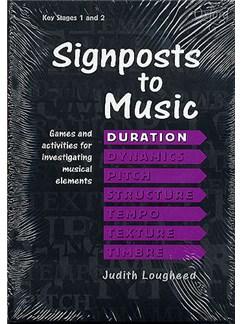 Judith Lougheed: Signposts To Music (Full Set) Books |