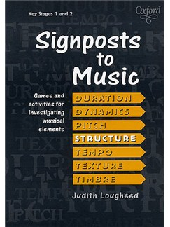 Judith Lougheed: Signposts To Music Structure Books | All Instruments