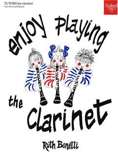 Ruth Bonetti: Enjoy Playing the Clarinet Books | Clarinet