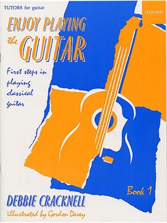 Debbie Cracknell: Enjoy Playing The Guitar Book 1 Books | Guitar