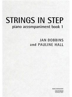 Jan Dobbins: Strings In Step Piano Accompaniments Book 1 Books | Piano Accompaniment