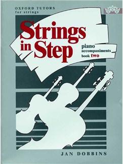 Jan Dobbins: Strings In Step Piano Accompaniments - Book Two Books | Piano Accompaniment