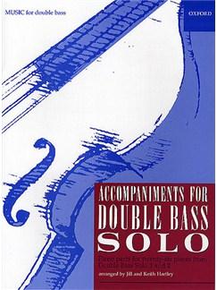 Accompaniments For Double Bass Solo Books | Piano Accompaniment