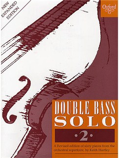 Double Bass Solo 2 (Revised Edition) Books | Double Bass