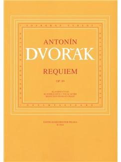 A. Dvorak: Requiem Op.89 Books | Choral, Orchestra