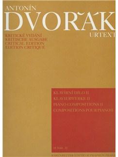 Antonin Dvorak: Piano Works Volume 2 Books | Piano