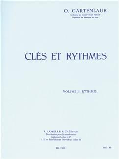 O. Gartenlaub: Cles Et Rythmes - Volume II Rythmes Book Libro |