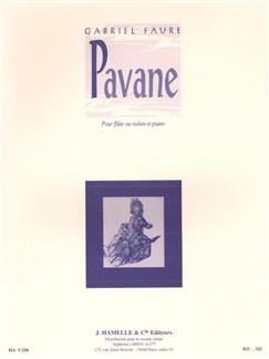 Gabriel Fauré: Pavane Op.50 (Violin & Piano) Books | Violin, Piano Accompaniment