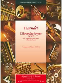 Haendel: L'harmonieux forgeron Books | Trumpet