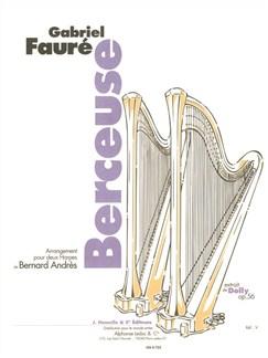 Faure: Berceuse (Extrait De Dolly Op. 56) Arrangement B. Andres Books |