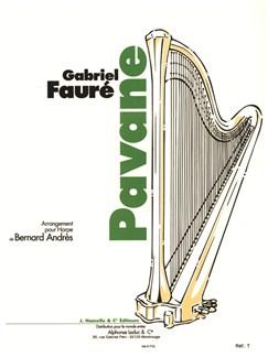 Gabriel Fauré: Pavane Op.50 (Harp) (Andrès) Books | Harp