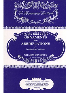 William Lovelock: Ornaments And Abbreviations Books |