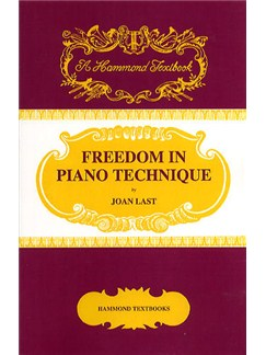 Freedom In Piano Technique Books | Piano