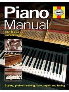 Haynes: Piano Manual Books | Piano