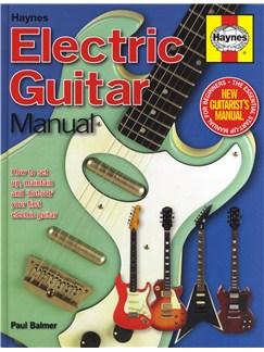 Paul Balmer: Haynes Electric Guitar Manual Books | Electric Guitar