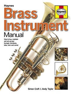 Simon Croft/Andy Taylor: Brass Instrument Manual Books | Brass Instruments