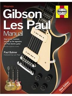 Paul Balmer: Haynes Gibson Les Paul Manual (2nd Edition) Books |