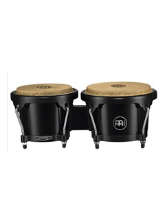 "Meinl: Headliner Series ABS Bongos - 6.5""x7.5""/Black Instruments 
