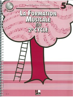 Marie-Hélène Siciliano: La Formation Musicale - Volume 5 Books | All Instruments