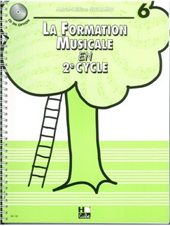 Marie-Hélène Siciliano: La Formation Musicale - Volume 6 Books | All Instruments