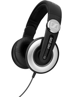 Sennheiser: HD 205 DJ Headphones  |