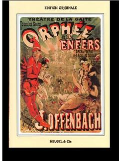 Jacques Offenbach - Orphée aux enfers (version 1874, chant et piano) Books | Voice, Piano, Score
