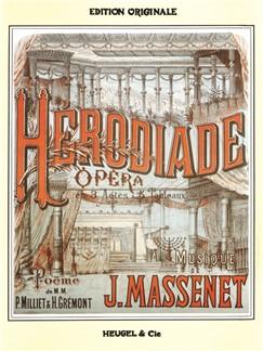 Jules Massenet: Herodiade (Vocal Score) Books | Opera