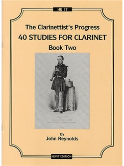 John Reynolds: The Clarinettist's Progress Book 2 Books | Clarinet