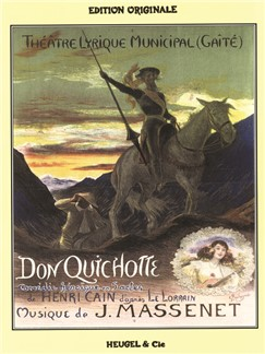 J. Massenet: Don Quichotte (Opera) Books | Opera