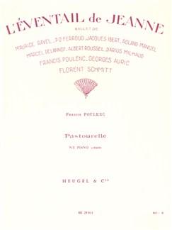 Francis Poulenc: Pastourelle (L'Eventail De Jeanne) Books | Piano