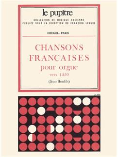 Various Composers: Chansons françaises pour Orgue (LP5) (Organ) Books | Organ
