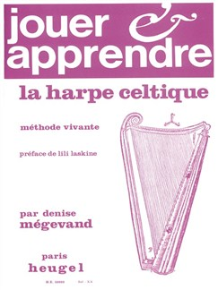 Denise Mégevand: Play and Learn the Celtic Harp Books | Harp