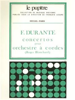 Blanchard: Concerto (Pour Orch.A Cordes) Partition D Orchestre (Lp26) Books | String Orchestra