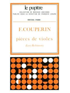 François Couperin: Pièces de Viole (LP51) (Viola da Gambas 2) Books | Viol, Viol Consort