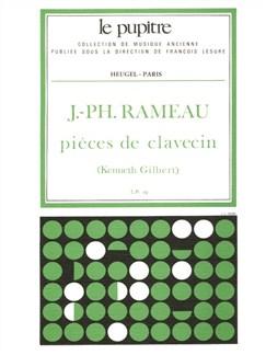 Gilbert: Pièces de clavecin (lp59) Livre | Clavecin